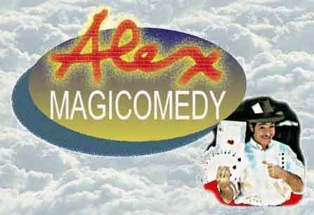 alex magicomedy